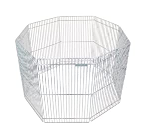 Marshall FC-224 Small Animal Play Pen, Small