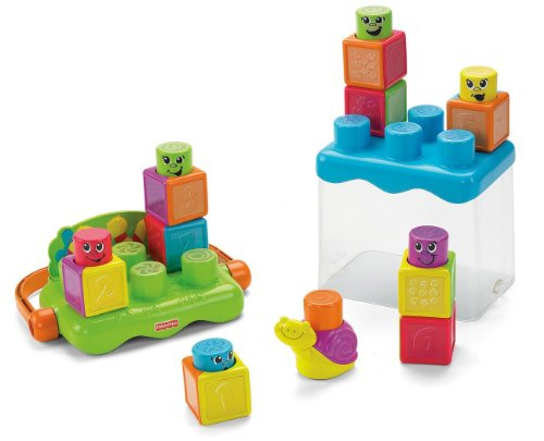 Fisher-Price Stacking Surprise Count & Build