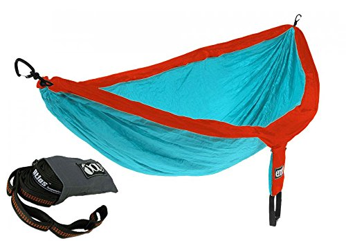 Eagles Nest Outfitters Doublenest Hammock and Atlas Strap Combo