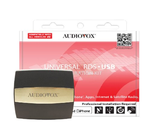 Audiovox Auni-200-Usb - Fm Direct Modulator With Usb, Sat And Rds Text