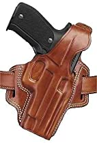 """Galco Fletch Holster Right Hand Tan 4"""" S&W5906 FL244"""