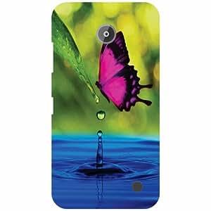 Printland Nokia Lumia 630 Designer Back Cover