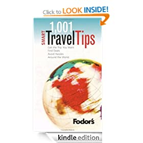 Fodor's 1001 Smart Travel Tips (Travel Guide)