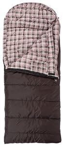 TETON Sports Celsius Regular -18 Degree C 0 Degree F Flannel Lined Sleeping Bag (80x... by Teton Sports