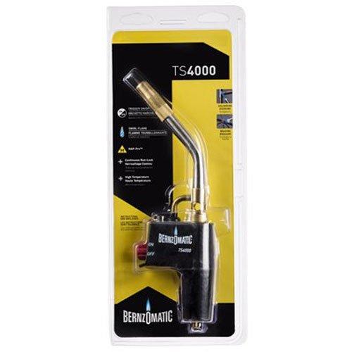 Bernzomatic TS4000 Trigger Start Torch (Propane Torch Starter compare prices)