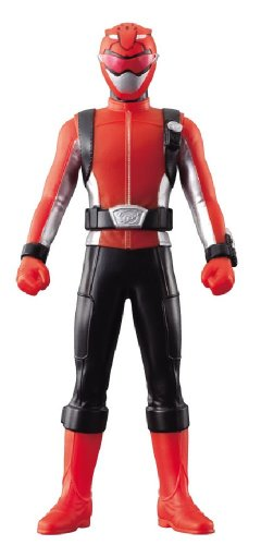 Tokumei Sentai Go Buster Sentai Hero Series -1 Red Buster [JAPAN] - 1