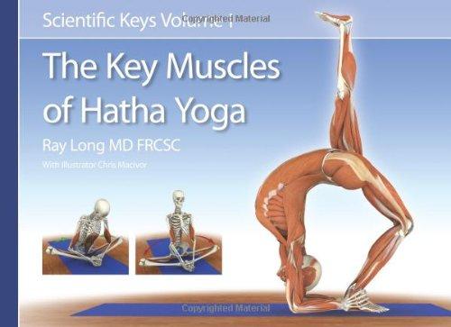 The Key Muscles Of Hatha Yoga (Scientific Keys)