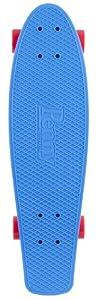 Penny Skateboard Complet mixte adulte Bleu/Blanc/Rouge  55,88 cm