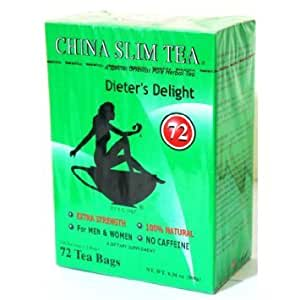 China Slim Tea Dieters Delight Extra Strength