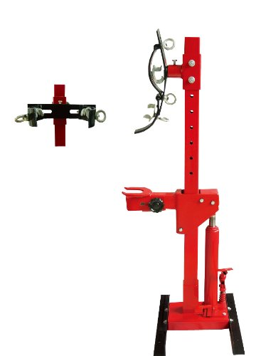1 Ton Professional Hydraulic Strut Coil Spring Compressor Compressing Station