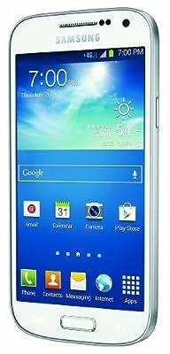 Samsung Galaxy S4 Mini 16 GB Single SIM CDMA, White
