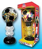 Dubble Bubble SOCCER Gumball Dispenser With Gumballs (80g)