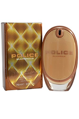 Glamorous di polizia Eau de Toilette Spray pour Femme 75 ml