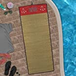 MLB Boston Red Sox Bamboo Beach Mat