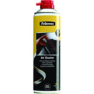 fellowes performance 400ml hfc free invertible air duster office. Black Bedroom Furniture Sets. Home Design Ideas