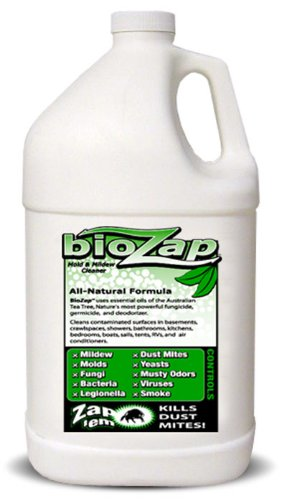 Biozap Mold And Mildew Cleaner (5-Gal. Pail)