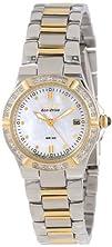 Citizen Womens EW0894-57D Eco-Drive Riva Diamond Accented Watch