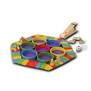 Hape Ghostly Hours Board Based Game by Hape