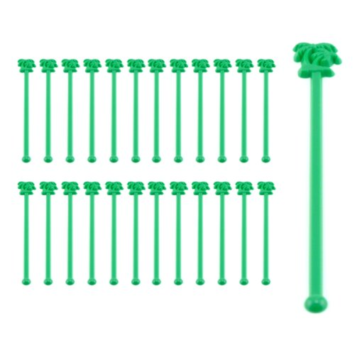 Buy Palm Tree Cocktail Stirrers – Set of 24