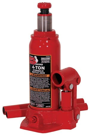 Review Torin T90403 4 Ton Hydraulic Bottle Jack