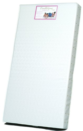 Colgate Classica I Foam Crib Mattress, White