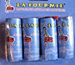 Lot de 4 tue-mouches Koompan