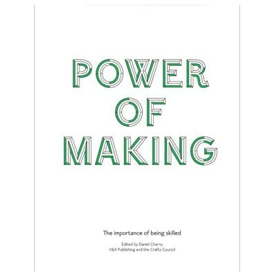 Power of Making: The Importance of Being Skilled||RF20F