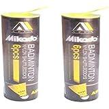 Mikado Badminton Shuttlecock- Pack Of 12