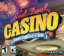 Reel Deal Casino High Roller (Jewel Case)