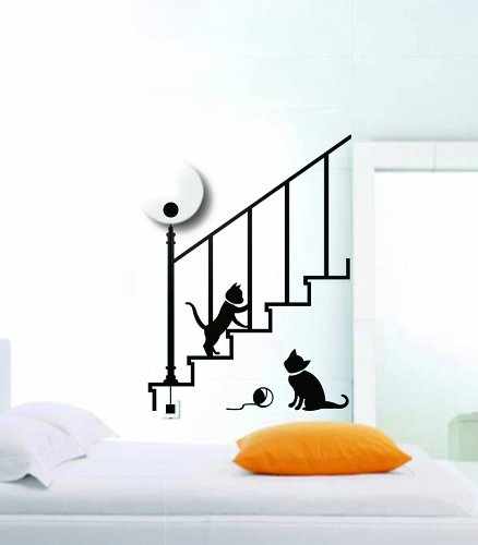 Dream Wall Decal, Kittykats