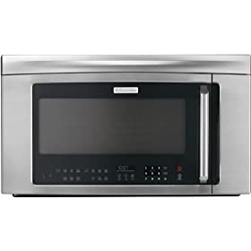 Electrolux EI30BM55HS 30 2.0 cu. ft. Over-the-Range Microwave Oven, 300 CFM - Stainless Steel