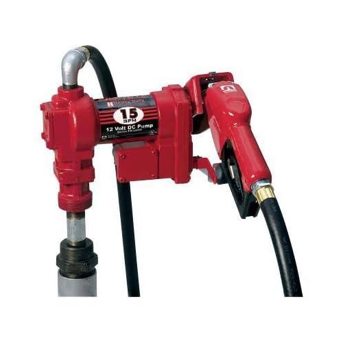 Fill Rite Fuel Transfer Pump   12 Volt, 15 GPM, Model# FR1210CANT