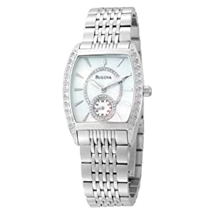 Bulova Women's 96R50 Diamond Acent Watch