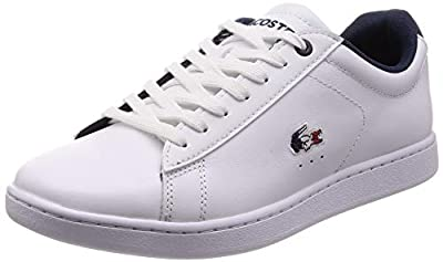 [ラコステ] Shoes ウィメンズ Carnaby Evo 119 7 ホワイト Eu 36a(23 Cm)