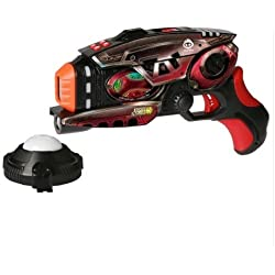 WowWee STRIKER D.C.P.-013 Electronic Sensor CS Toy Gun boys Gifts DD34