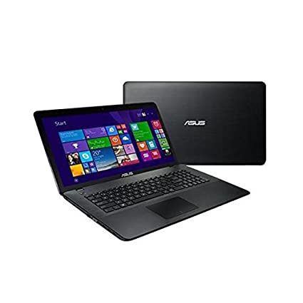 ASUS Ordinateur portable 17.3'' Pentium 4Go 1To Windows 8.1 (compatible Win10)