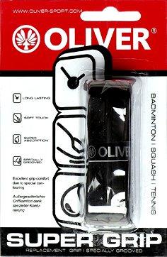 Oliver Super Grip Basisgriffband Tennis Squash Badminton mit Konturierung