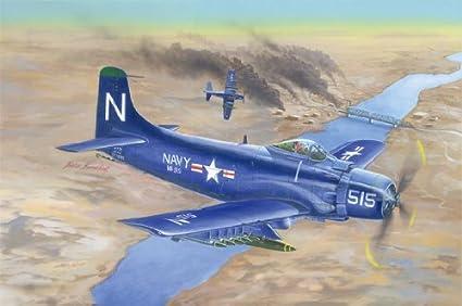 A-1D/AD-4 Skyraider (Plastic model)