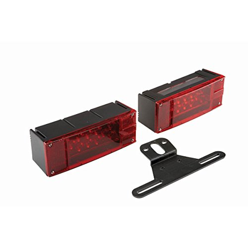 2 Piece Submersible Led Trailer Lights From Tnm