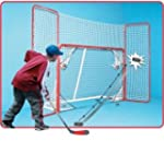 Ezgoal Hockey Backstop - Perfect for...