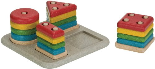 Plan Toys Preschool Sorting Board - 1