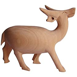 Edelcrafts Wooden Deer Car Home Office Air Freshener - FREE SHIPPING