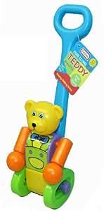 Fun Time Push Along Teddy