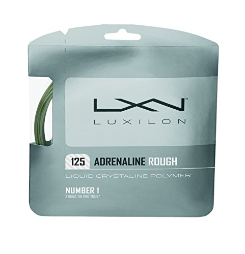 Wilson Adrenaline 125 Rough Set Tennis String