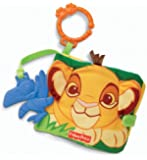 Fisher-Price Disney Lion King Soft Book (Discontinued by Manufacturer)