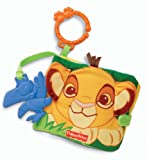 Fisher-Price Disney Lion King Soft Book