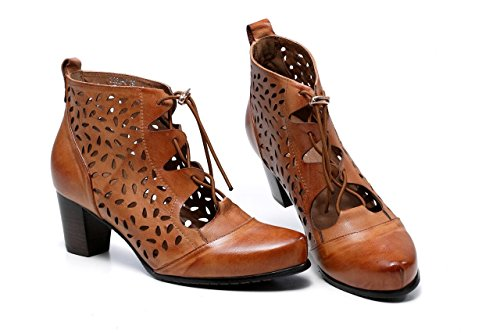 shae-perforated-flat-heel-ankle-women-leather-boots-brown-size-7