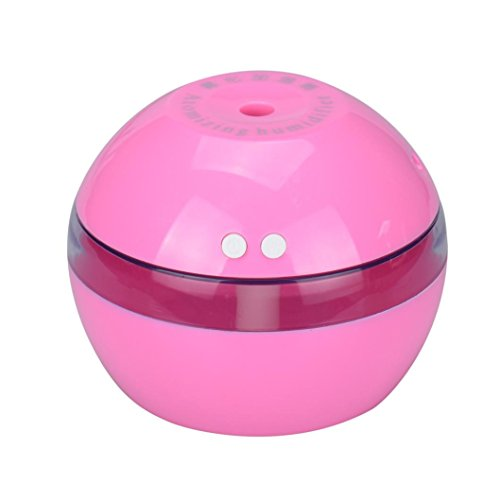 Hatop Air Spray Water Dispenser Diffuser Ultrasonic Beauty Moisturizing Humidifier (Pink) (7 Gallon Humidifier compare prices)