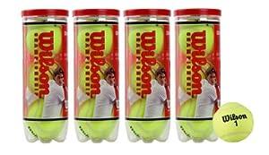 Wilson Championship Tennis Balls 1 Dozen Pack RRP £36 from Wilson