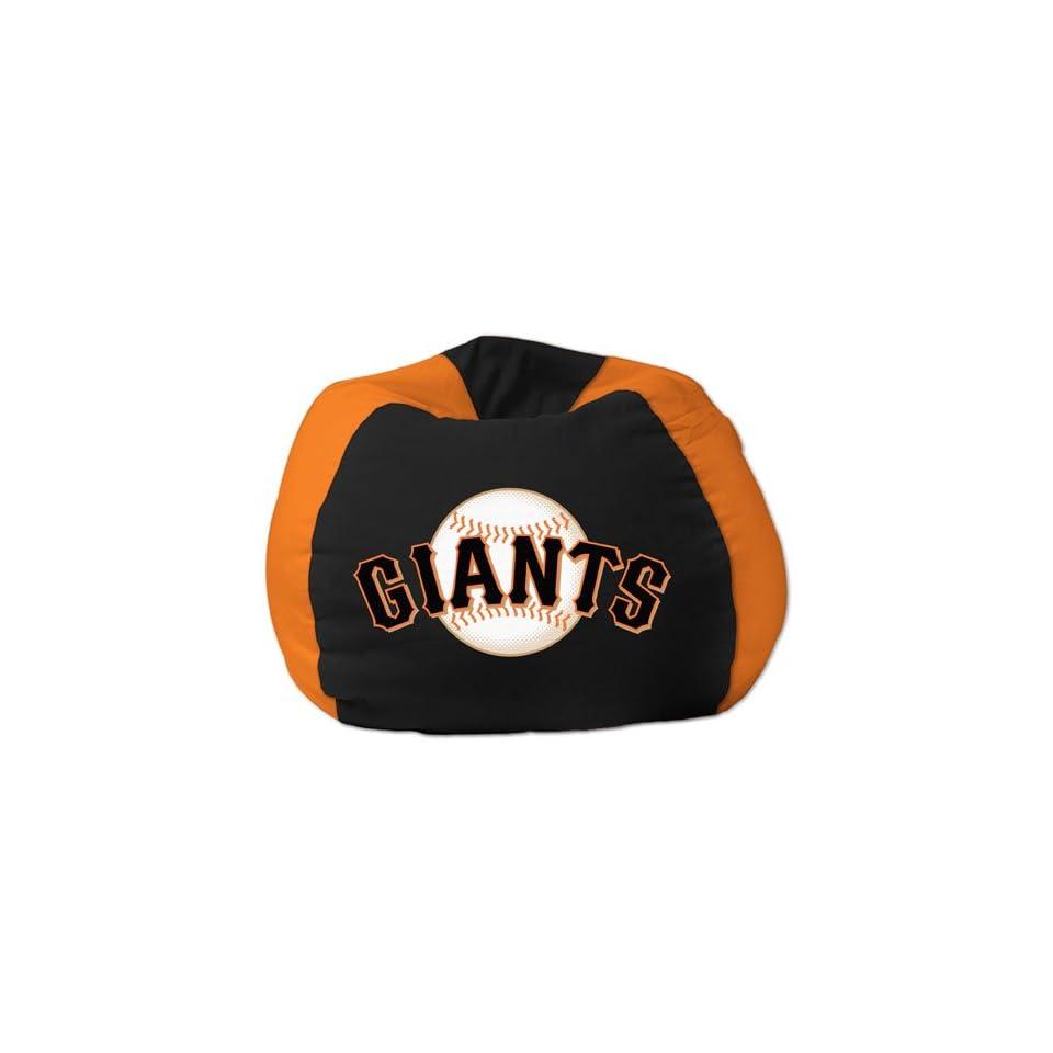 San Francisco Giants MLB Team Bean Bag (102 Round)